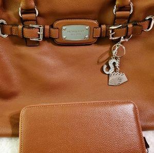 MK ♡ XL Hamilton Weekender Bag